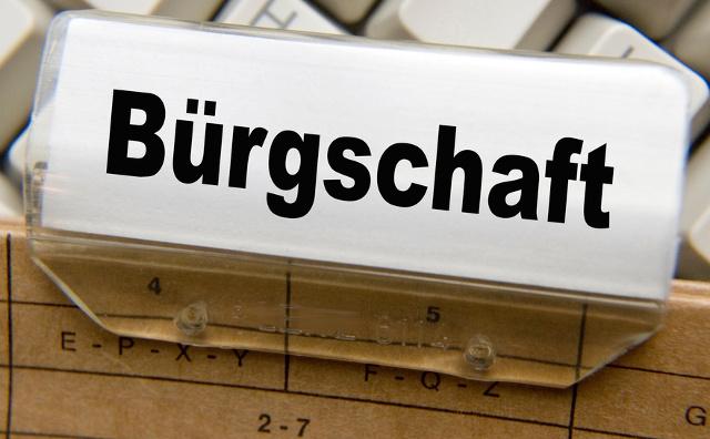 Bürgschafts Versicherung öffentliche Versicherung Braunschweig